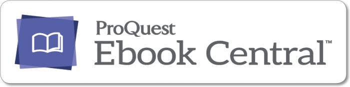 Logo Proquest eBook Central