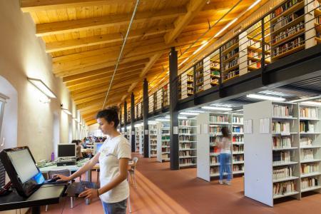Biblioteca Umanistica